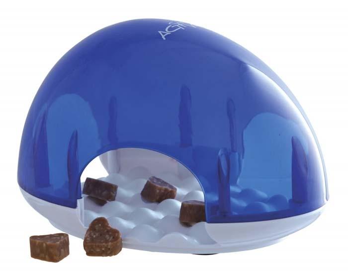 Zabawki - Trixie Snack Box interaktywne pudełko na przysmaki 19 x 13 x 14 cm