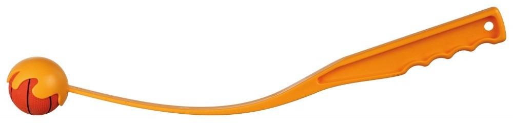 Zabawki - Trixie Wyrzutnia do piłek 50cm