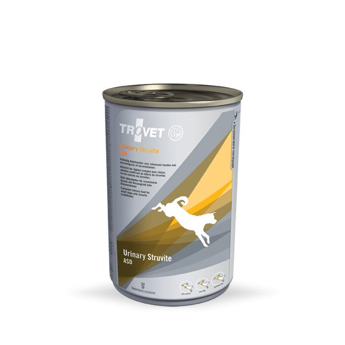 Karmy mokre dla psa - Trovet ASD Urinary Struvite 400g