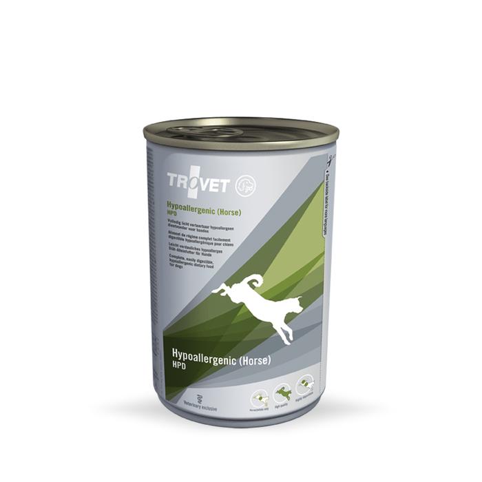 Karmy mokre dla psa - Trovet Hypoallergenic 400g x 12