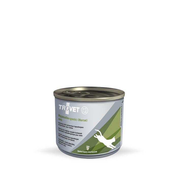 Karmy mokre dla kota - Trovet Hypoallergenic 200g x 12