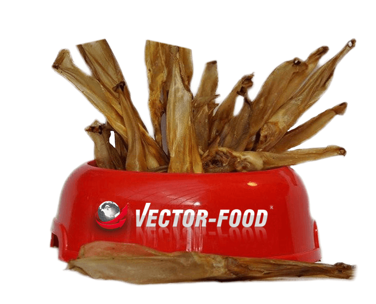 Przysmaki dla psa - Vector-Food Uszy królicze suszone 5szt.