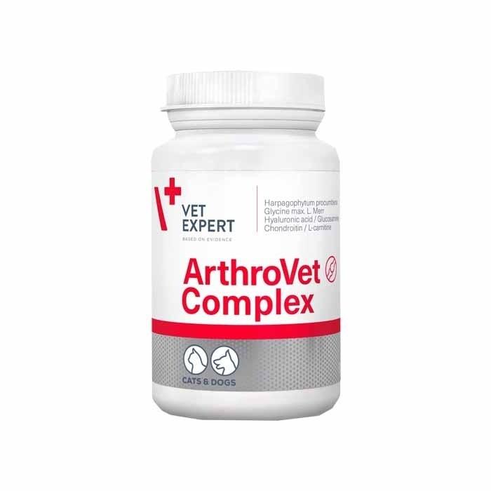 Suplementy - VetExpert ArthroVet HA Complex 90 tabl.