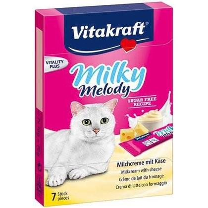 Przysmaki dla kota - Vitakraft Kot Milky ser 7szt.