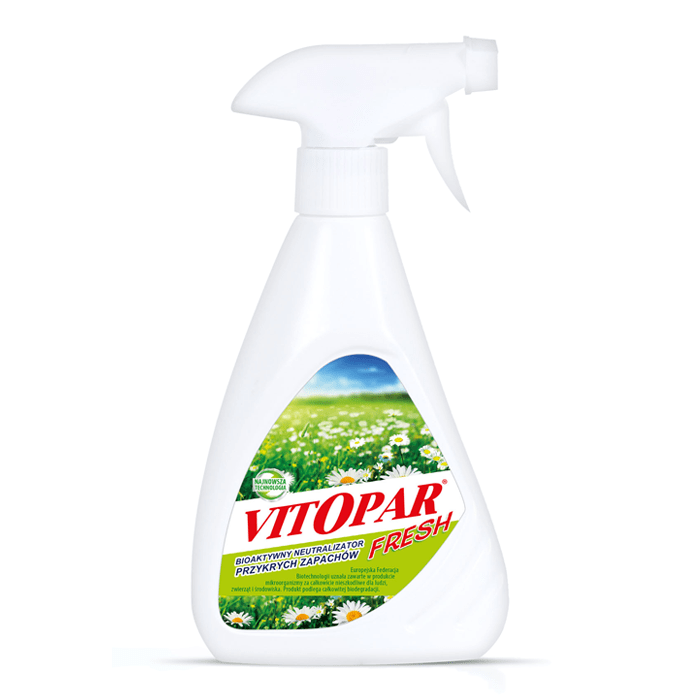 Produkty higieniczne - Vitopar Fresh Neutralizator uniwersalny zapachu 500ml