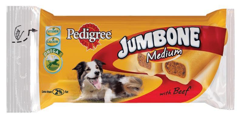 Przysmaki dla psa - Pedigree Jumbone 200g
