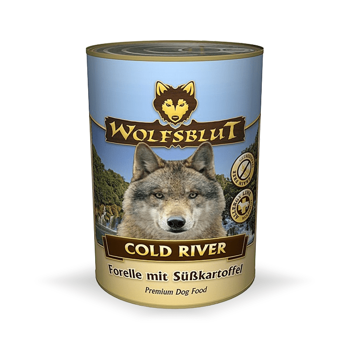 Karmy mokre dla psa - Wolfsblut Dog puszka 395g x 12