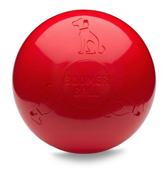 Zabawki - Boomer Ball Piłka czerwona