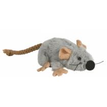 Trixie Mysz pluszowa z kocimiętką 7cm