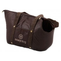 Cozy Dog Torba transportowa chocolate 30 x 40 x 24cm