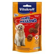 Vitakraft Pies Meaty Mellows wół 120g