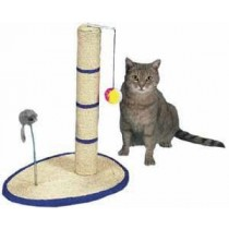 Tirxie Drapak z piłką i myszką 50,5cm