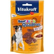 Vitakraft Beef Stick Quadros wątróbka i ziemniaki 70g