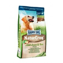 Happy Dog Natur Croq Adult jagnięcina ryż