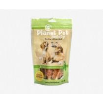 Planet Pet Przysmak naturalny kurczak z kością 100g
