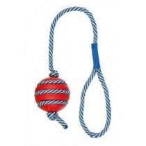 Trixie Piłka ze sznurkiem 40cm