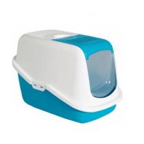 Savic Toaleta dla kota Nestor niebieska 56 x 39 x 38,5cm