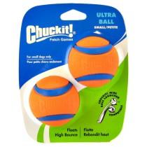 Chuckit! Ultra Ball Small 2pak