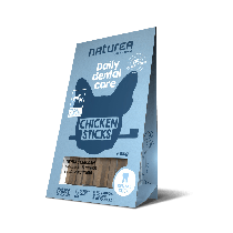 Naturea Daily Dental Care dentystyczny z kurczakiem 100g