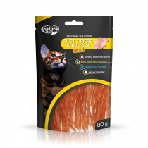 Natural Taste Cat suszony filet z kurczaka 80g
