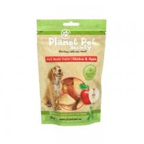 Planet Pet Przysmak 2w1 Kurczak jabłko 70g