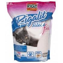 Żwirek Riga Silica Fine silikatowy 4l