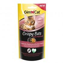 Gimpet Crispy Bits anti-hairball 40g