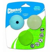 Chuckit! Fetch Medley Small 3pak
