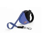 Flexi Smycz Comfort Compact taśma XS 3m/12kg niebieska
