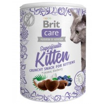 Brit Care Cat Snack Superfruits kitten 100g