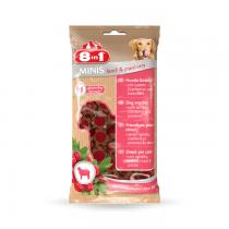 8in1 Minis lamb & cranberry - jagnięcina z żurawiną 100g