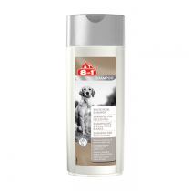8in1 White Pearl Shampoo Szampon dla psów o jasnym umaszczeniu 250ml