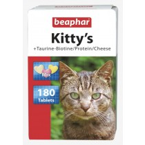 Beaphar Kittys Mix Multivitaminy 180 tabl.