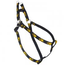 Chaba Szelki regulowane łapki czarno żółte