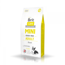 Brit Care Mini Grain-Free Adult Lamb