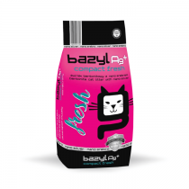 Żwirek Bazyl Ag+ Compact Fresh 10l