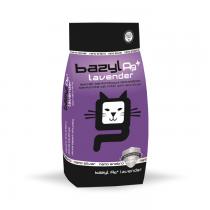 Żwirek Bazyl Ag+ Lavender 10l