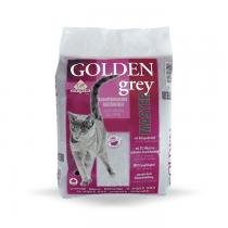 Żwirek Golden Grey Master z silikatem
