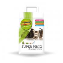 Żwirek Super Benek Pinio Zbrylający Kruszon Zielony 35l