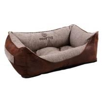 Cozy Dog Lux brąz Kanapa