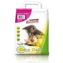 Żwirek Super Benek Corn Cat Owoce Tropikalne 7l