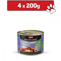 Animonda GranCarno Sensitiv 4 x 200g