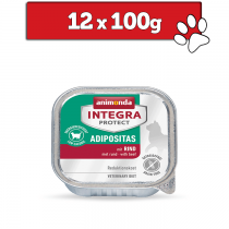 Animonda Integra Protect Adipositas 100g x 12