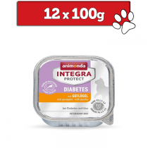 Animonda Integra Protect Diabetes 100g x 12