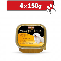 Animonda Vom Feinsten Junior 4 x 150g