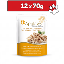 Applaws w galaretce 12 x 70g