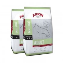 Arion Original Adult Small Lamb & Rice 2x7,5kg