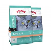 Arion Original Cat Derma Salmon 2x7,5kg