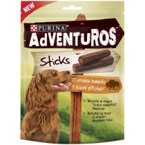 Purina Adventuros sticks o smaku bawoła 90g