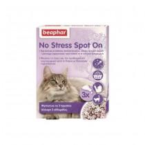 Beaphar No Stress Spot On dla kotów 3 pipety